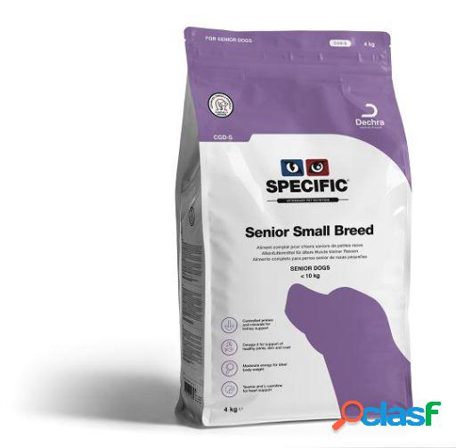 Specific senior small breed cgd-s 4 kg