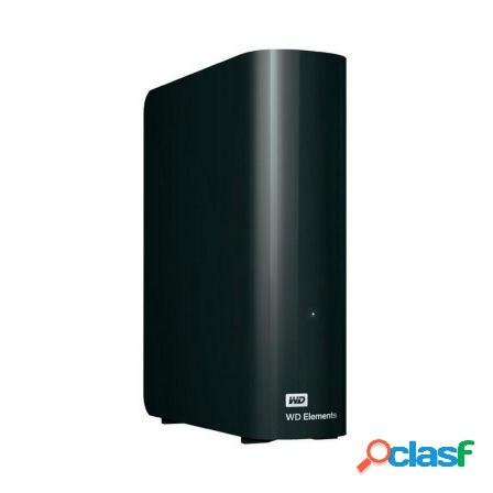 "Disco duro externo western digital 3tb elements desktop - 3.5""/8.89cm"