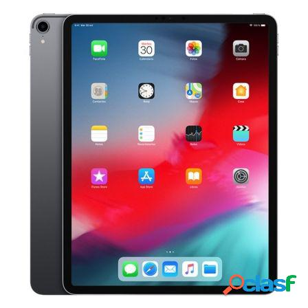 Ipad pro 12.9 2018 wifi cell 256gb - gris espacial - mthv2ty/a