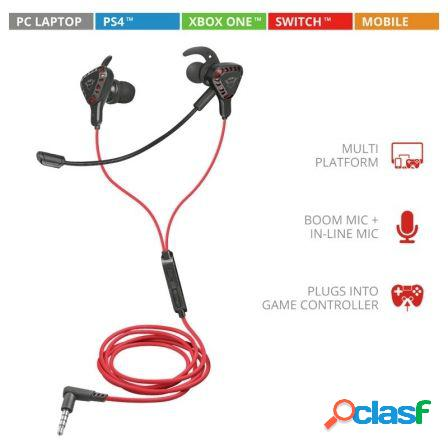 Auriculares trust gaming gxt 408 cobra - drivers 10mm - microfono desm