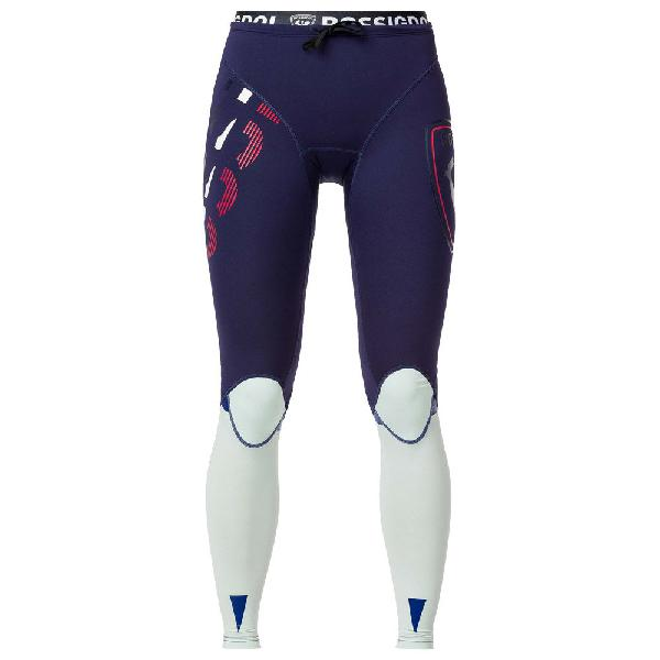 W Infini Compression Race Tights Nocturne