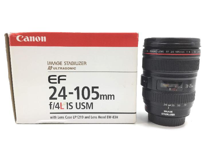 6 % objetivo canon canon ef 24-105mm f4 l is usm