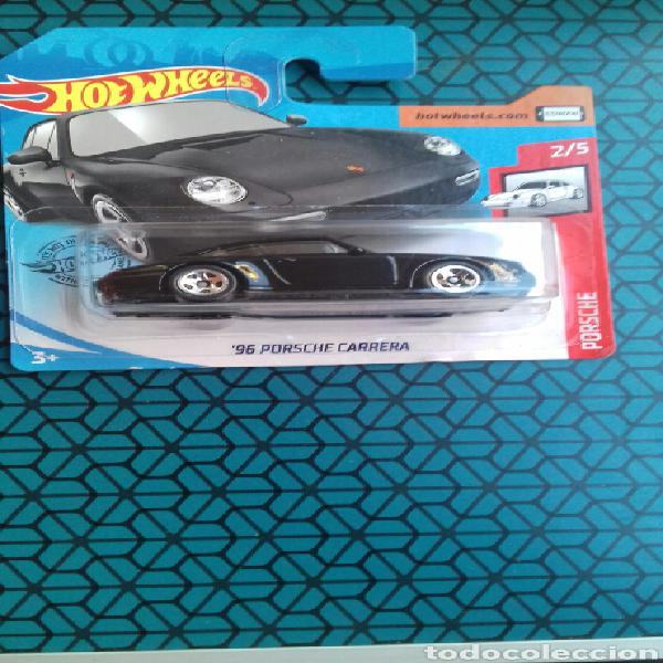 Porsche Carrera '96 Hot Wheels