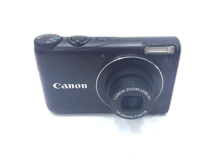 camara digital compacta canon power shot a2200