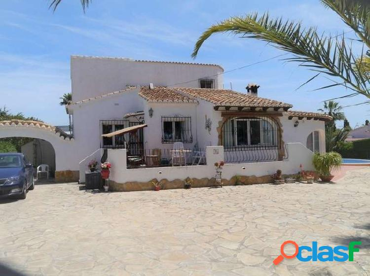 Venta chalet independiente - benissa, alicante [219384/9233]