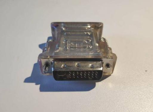 Adaptador convertidor dvi-a a vga