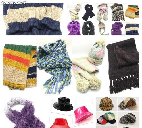 Complementos de invierno oferta