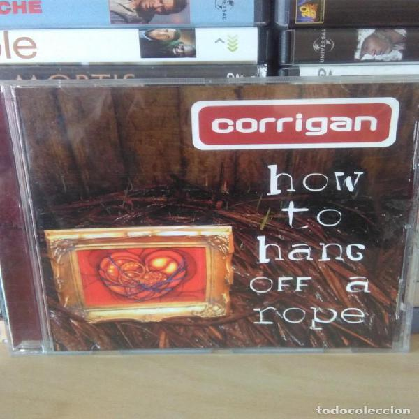 Corrigan - How to hang off a rope