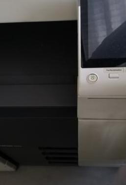 Fotocopiadora konica minolta 224e a3 mono