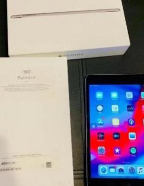 Ipad mini 4 128gb wifi pantalla retina seminue...