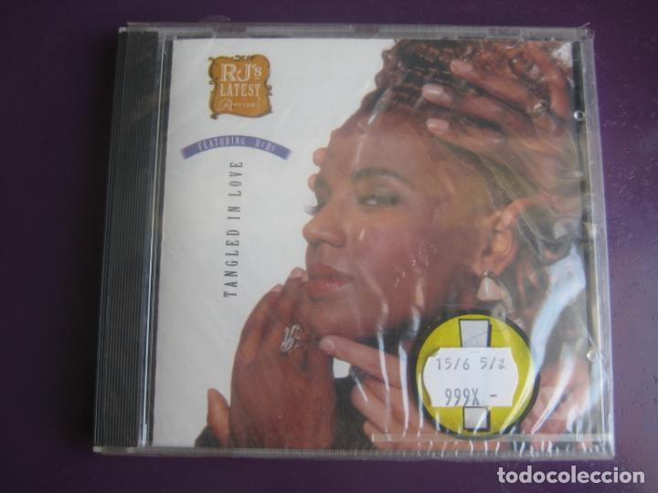 R.J.'S LATEST ARRIVAL ‎CD EMI 1989 MADE IN USA NUEVO -