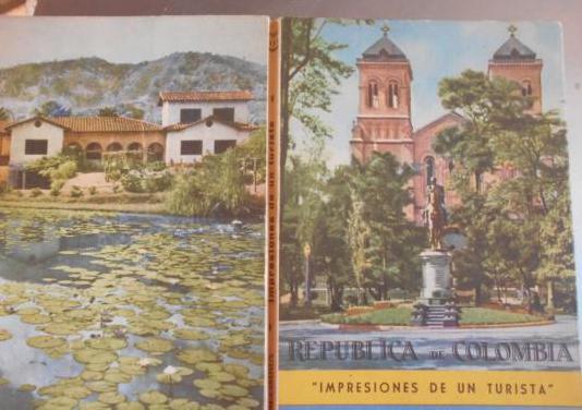 Republica de colombia. impresiones de un turista