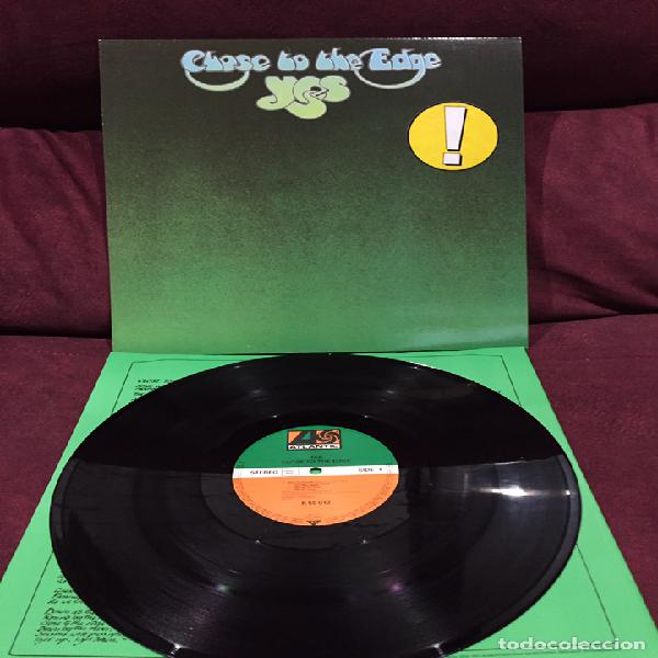 YES - CLOSE TO THE EDGE, LP GATEFOLD