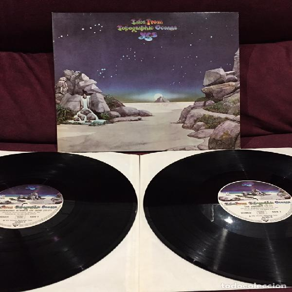 YES - TALES FROM TOPOGRAPHIC OCEANS, LP GATEFOLD
