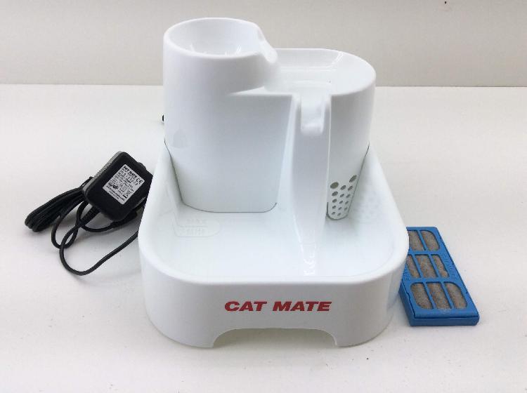 Comedero bebedero de gatos otros pet fountain