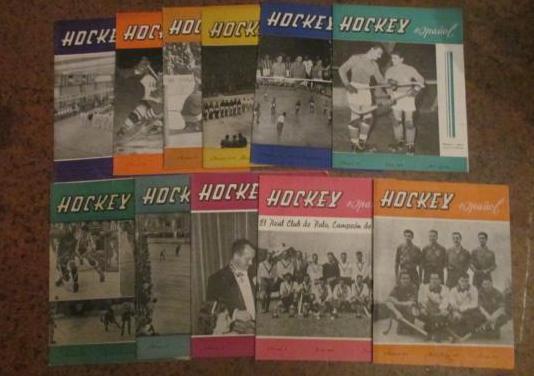 Hockey español, anys 1958-1959
