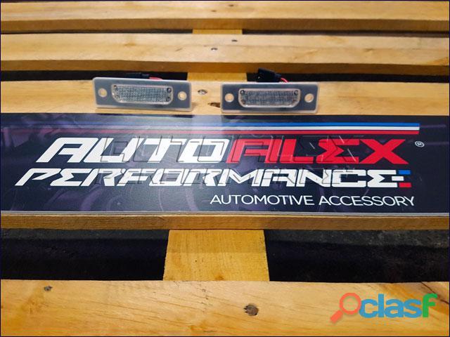 Luces Matricula LED BMW E32 + E34 3
