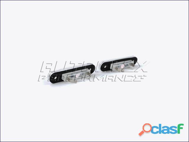 Luces Matricula LED Mercedes Benz 1