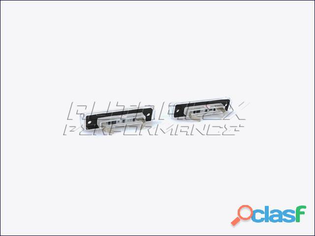 Luces Matricula LED Mercedes Benz SL R129 + E W124 1
