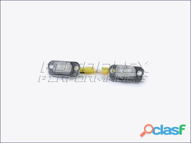 Luces Matricula LED Volkswagen Golf II + Jetta II