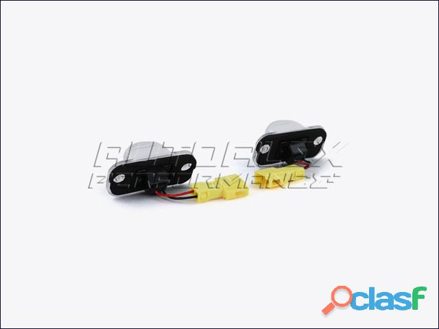 Luces Matricula LED Volkswagen Golf II + Jetta II 1