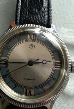 Relojes de la urss. antiguos