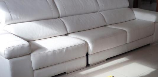 Sofá sillón de 3 metros largo
