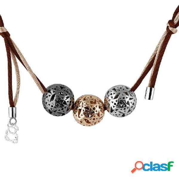 Gargantilla collar Queka Plata de Ley 925 colección Marina