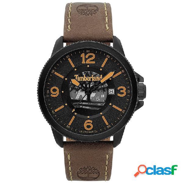 Reloj hombre timberland biddeford brown black 15421jsb-02