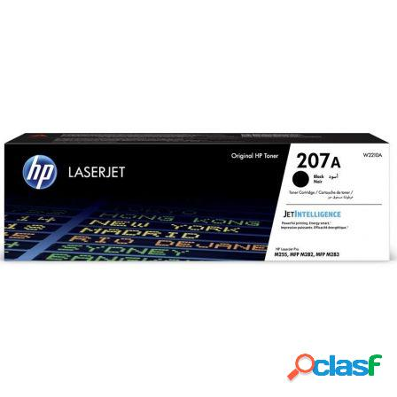 Toner negro hp w2210a - jetintelligence - n 207a - 1350 paginas - comp