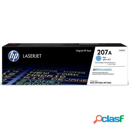 Toner cian hp w2211a - n 207a - jetintelligence - 1250 paginas - compa
