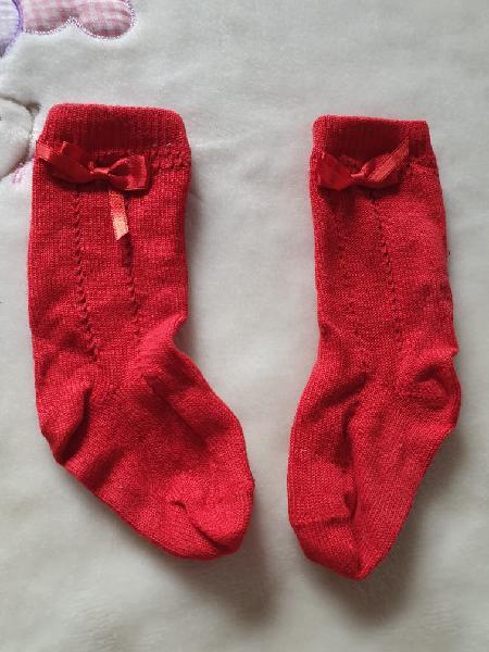 3 pares de calcetines numero 19 a 25