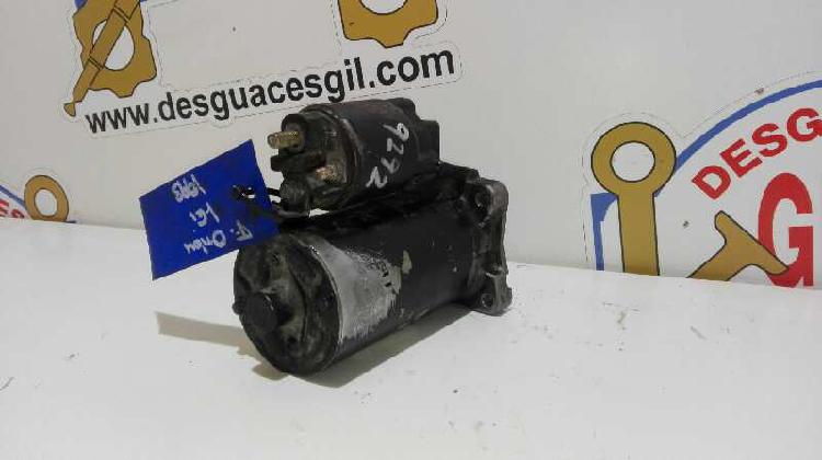 307806 motor arranque ford orion año 1990 9292.