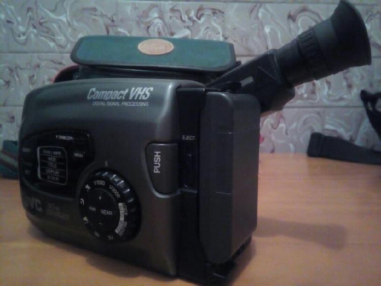Camara de video jvc gr-ax670 36x zoom vhsc pal hd
