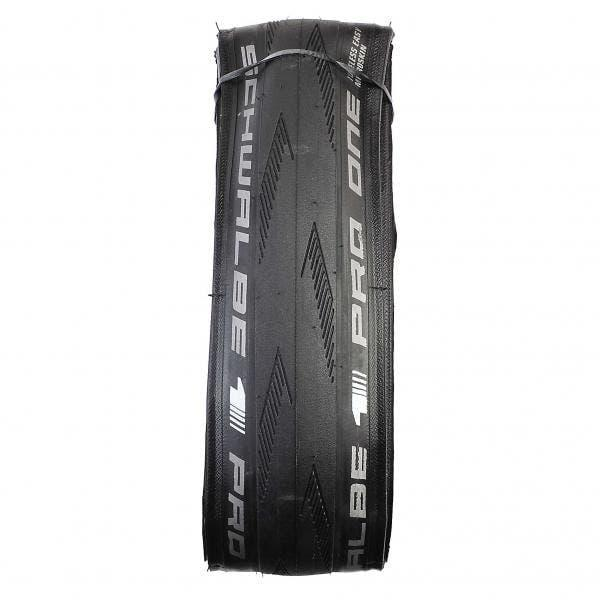 Cubierta schwalbe pro one 700x25c tubeless easy on