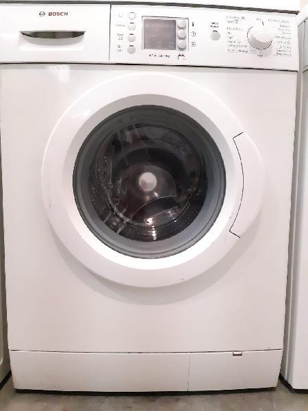 Envios 01-09 abril. lavadora bosch 7kg 1200rpm a+