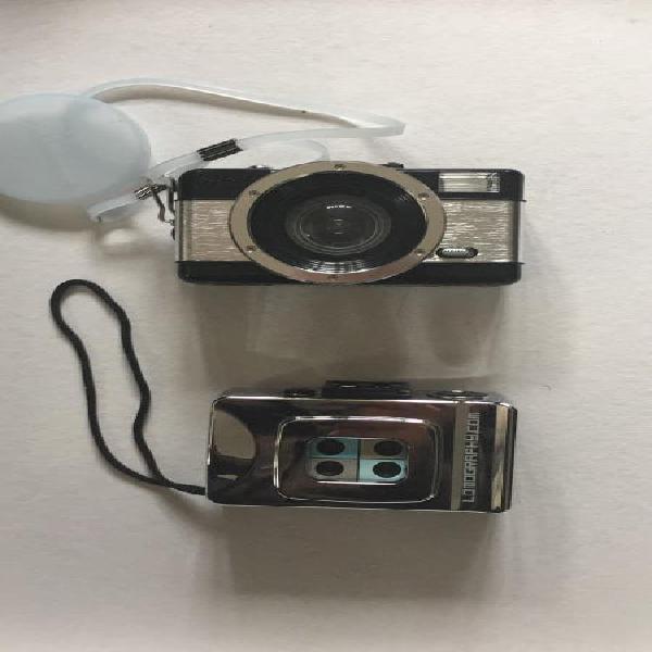 Ganga 2 cámaras lomography