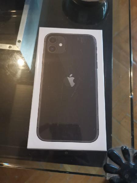 Iphone 11 color negro 128gb precintado