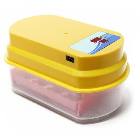 Incubadora automática capacidad para 12 huevos