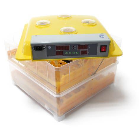 Incubadora automática capacidad para 96 huevos