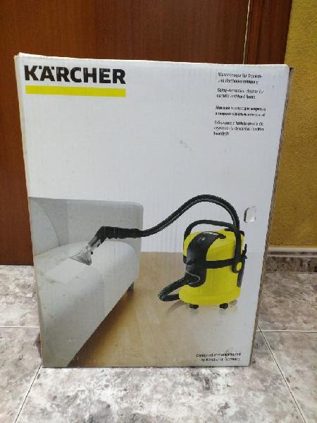 Karcher se 4002 nuevo caja rota
