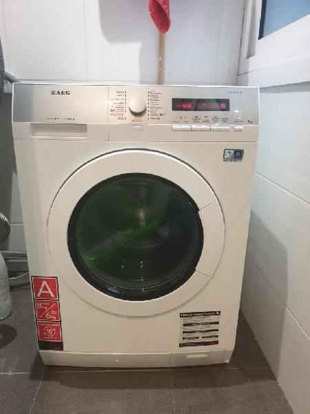 Lavadora secadora aeg l77685nwd -oportunidad-