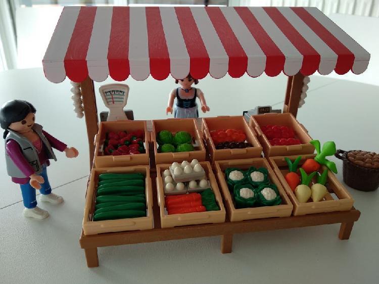 Mercado de playmobil