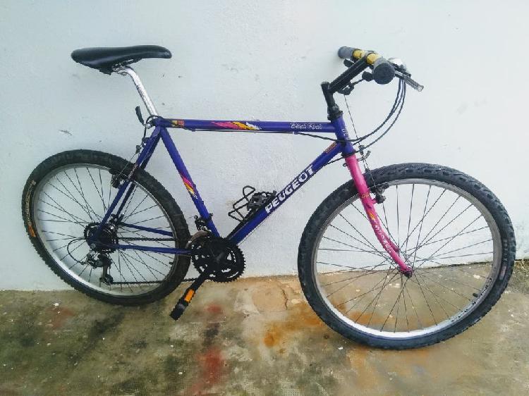 Mountain bike peugeot