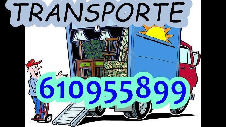 Mudanzas, traslados y transportes express p