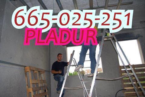 Pladur: paredes, falsos techos, etc... en b