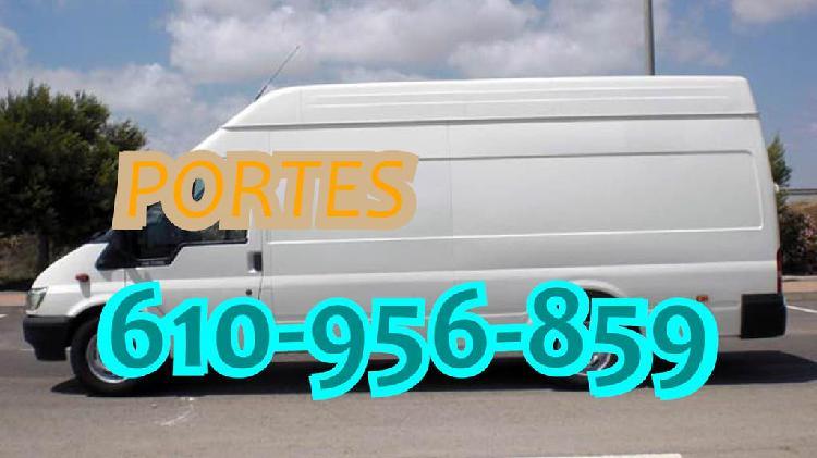 Portes, traslados y transportes express cata
