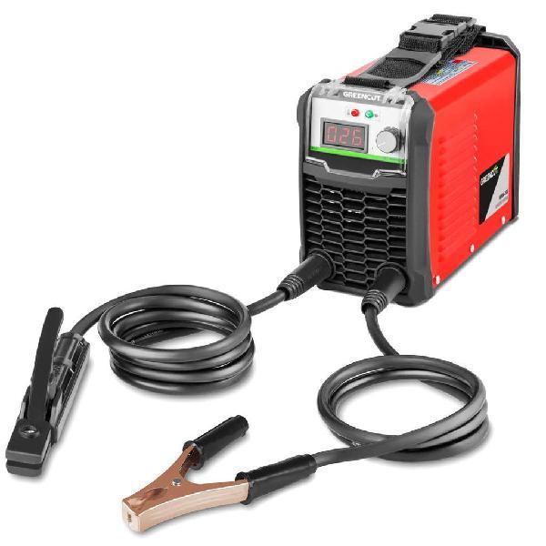 Soldador inverter turbo ventilado de corriente