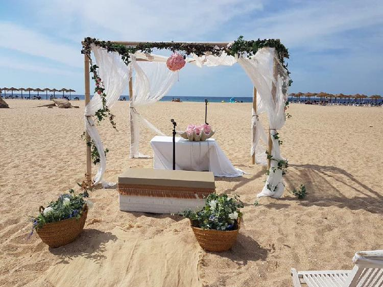Sonido bodas, ceremonias civiles