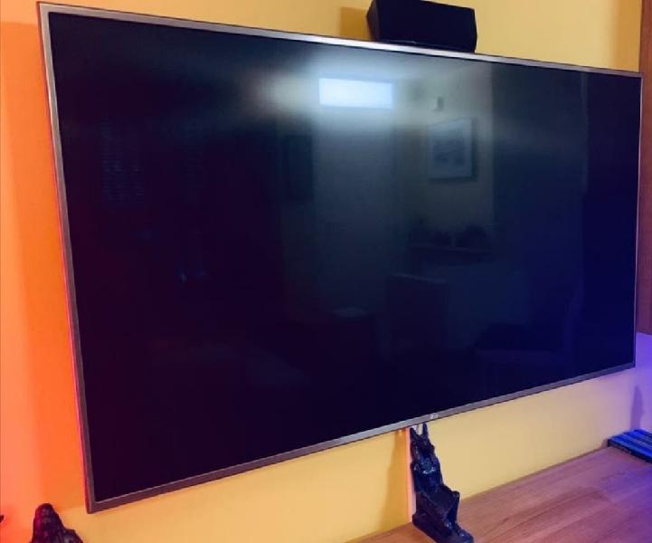 Televisión lg smart tv 4k weboos